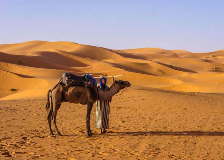 uncharted backpacker morocco travel guide