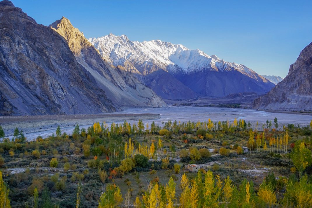 Passu And Gulmit Pakistan Where Time Ceases To Exist