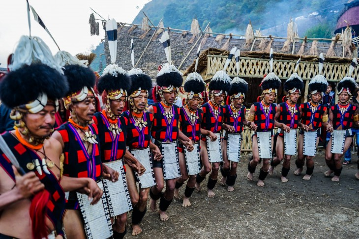 Nagaland: The hornbill festival, symbols of the past