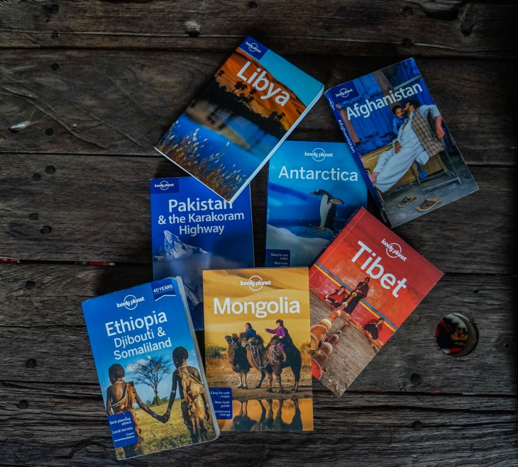 eBooks - Lonely Planet US