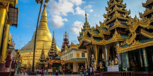 My favourite destinations in Myanmar/Burma