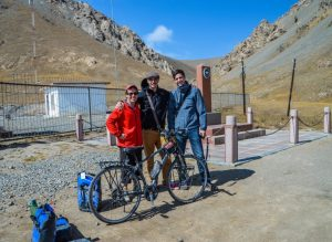 The Freedom of the Bicycle: Cycling Home from China