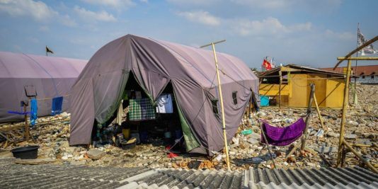 The Slums of Jakarta – Indonesia