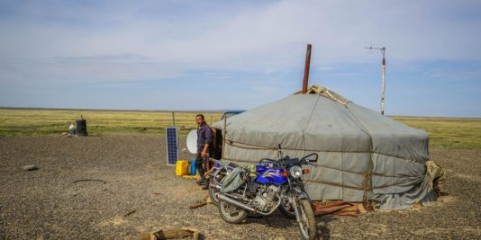 Guide To Crossing The Gobi – Mongolia