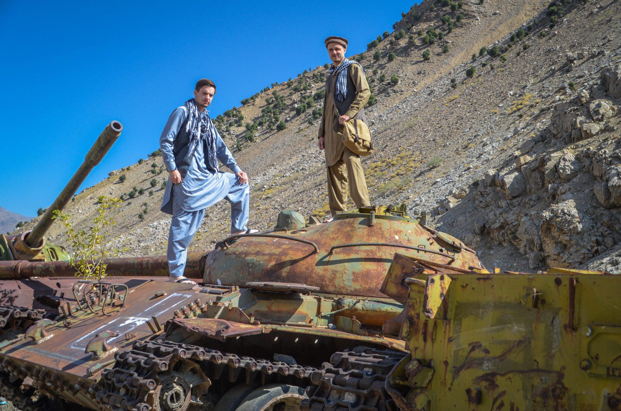 Kabul And The Panjshir Valley Afghanistan Uncharted