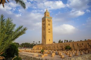 The Legendary Saharan City - Marrakesh, Morocco