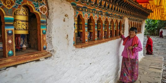 Where Tigers Fly and Dragons Thunder – Paro, Bhutan