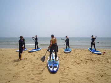 Learning to Surf in North Korea