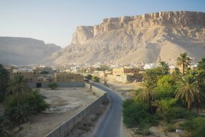 Shibam and the Hadhramaut Valley – Yemen