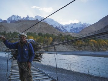 Traveling the Karakoram Highway, Kashgar to Pakistan