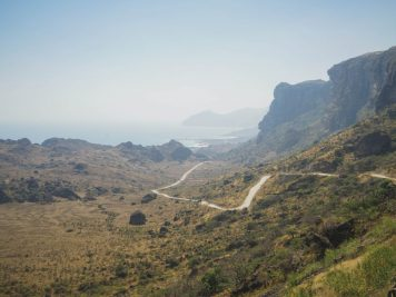 The Frankincense Trail, Salalah, Oman