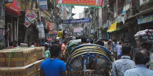 Visiting the Chaotic City of Dhaka, Bangladesh