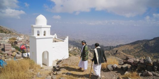 Hiking in Manakha and the Haraz Mountains, Yemen