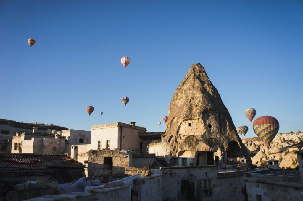 The Cave Cities of Cappadocia - Turkey