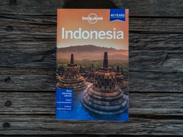 Review: The Lonely Planet Guide Books