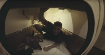 Capsule Hotel Japan Uncharted Backpacker