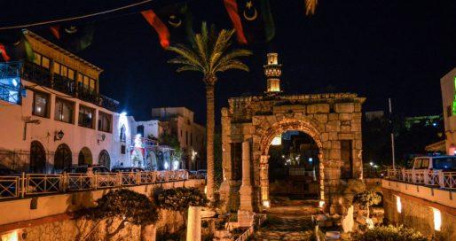 Libya Uncharted Backpacker