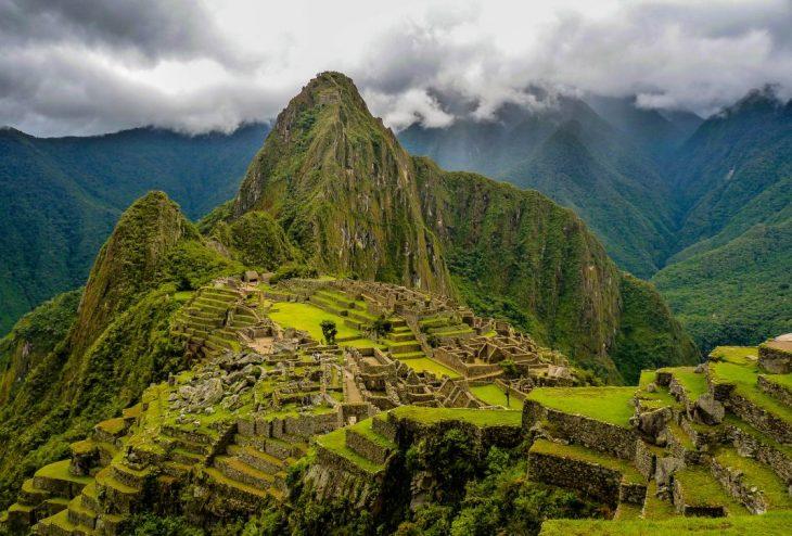 Peru Uncharted Backpacker