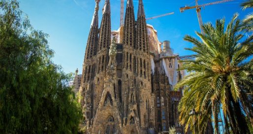 Barcelona Sagrada Familia Spain Travel Guide