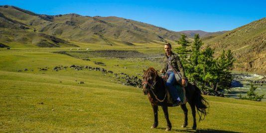 Mongolia – Kharkhorin to Orkhon, Mongols, Nomads and Shamans