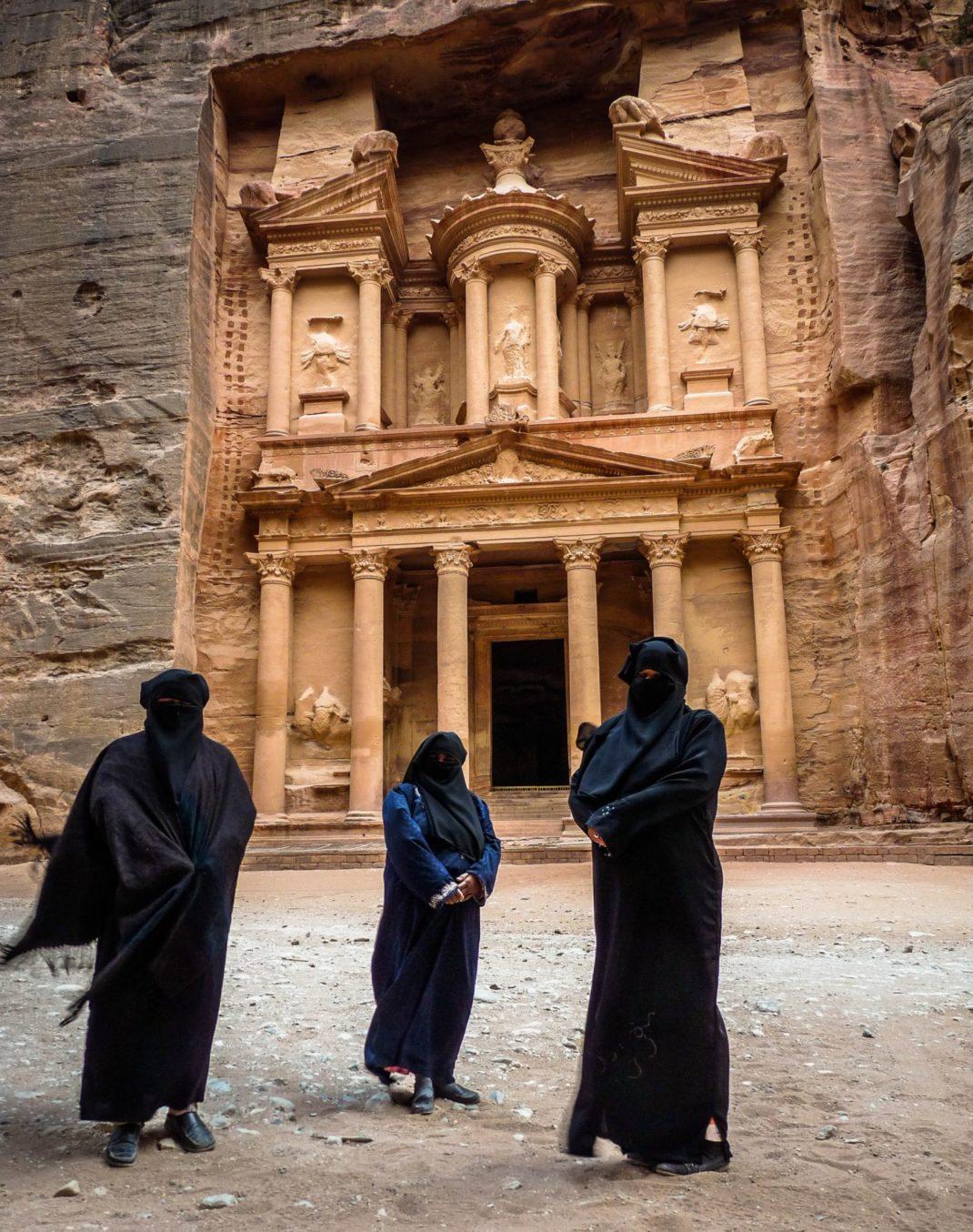 Backpacking Jordan Travel Guide