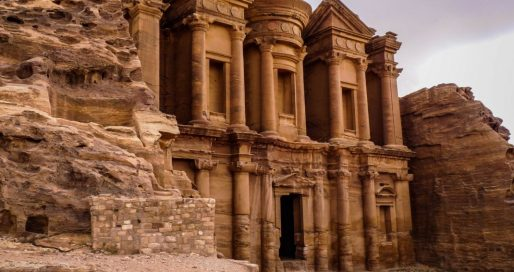 Cathedral at Petra