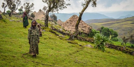 Trekking Guide - Simien Mountains National Park Ethiopia