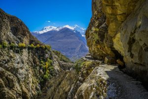 Traveling the Karakoram Highway, Kashgar to Pakistan