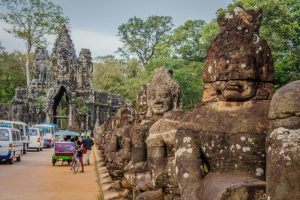 Exploring the Temples of Angkor - Cambodia