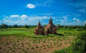 Temple Hopping Around Bagan, Myanmar