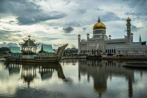 The Sultanate of Brunei – Borneo