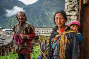 In the Valley of the Yeti – Merak, Bhutan