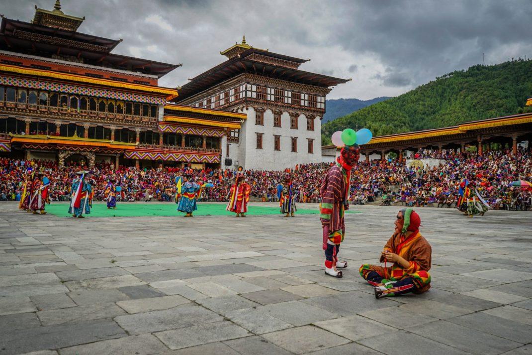 Dance of Demons and Saints, Thimphu Tsechu – Bhutan