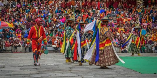 Dance of Demons and Saints, Thimphu Tsechu – Bhutan