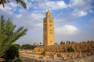 The Legendary Saharan City - Marrakesh, Morocco