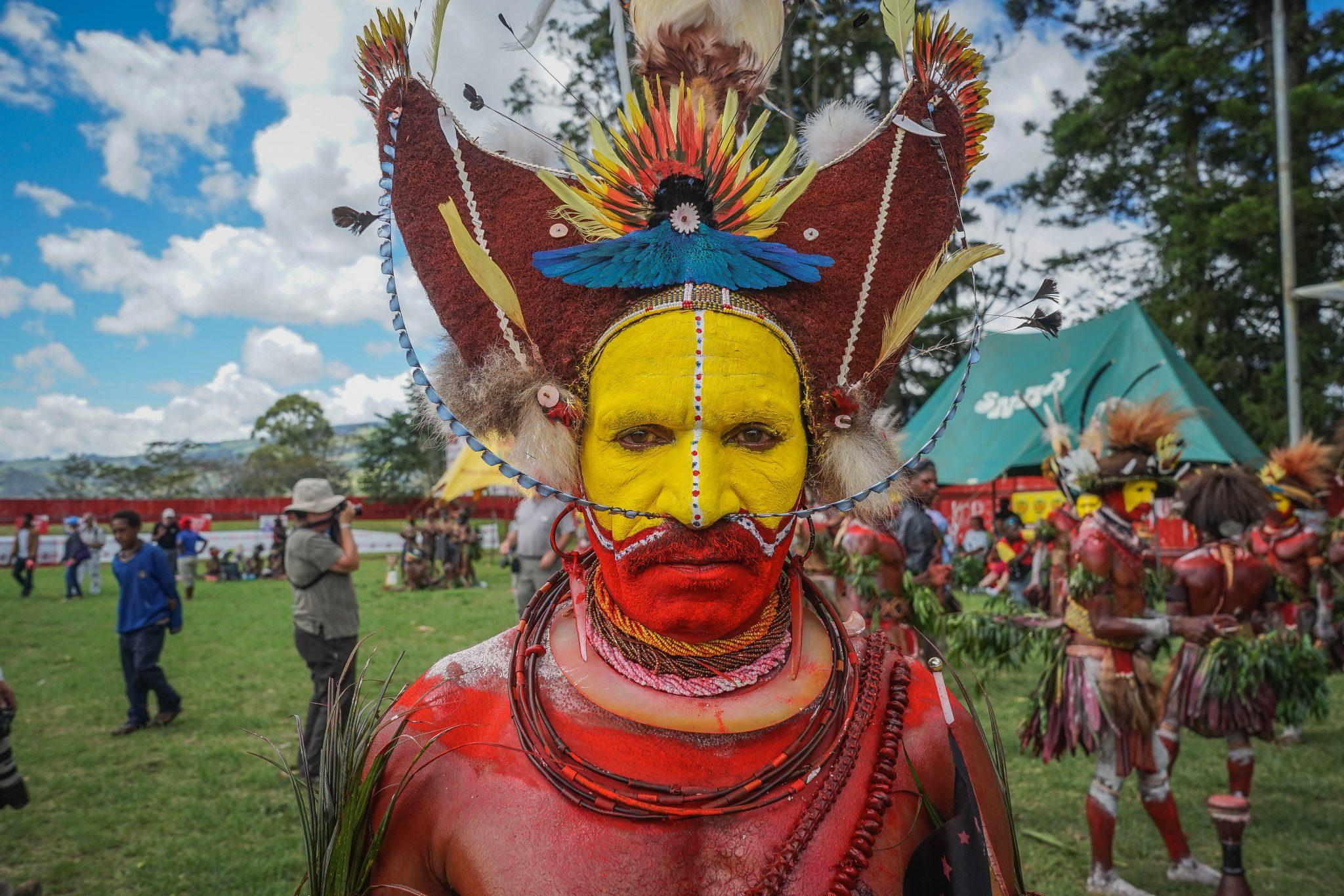Mount Hagen Show - Papua New Guinea