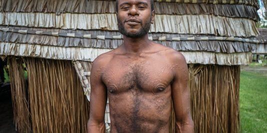 Traveling the Sepik River - Papua New Guinea