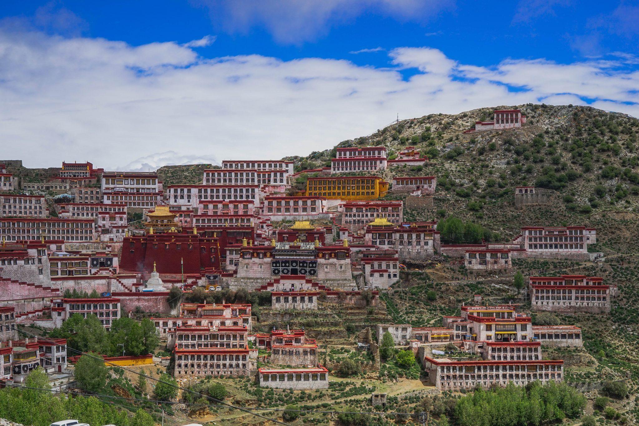Hiking Ganden to Samye Monastery – Tibet