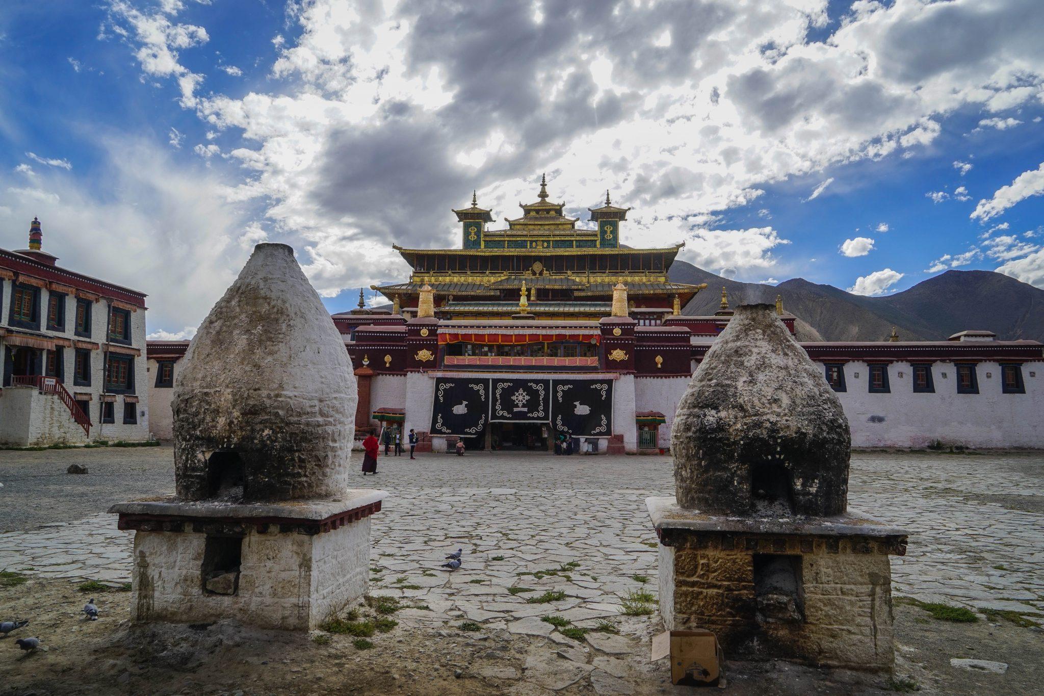 Hiking Ganden To Samye Monastery Tibet Uncharted