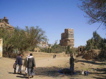 A Traveler in Sana'a, Yemen - Sana'a Guide