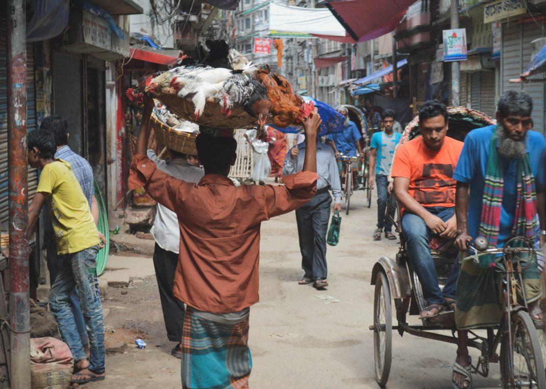 Visiting the Chaotic City of Dhaka, Bangladesh