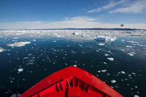 Traveling to Greenland this Summer