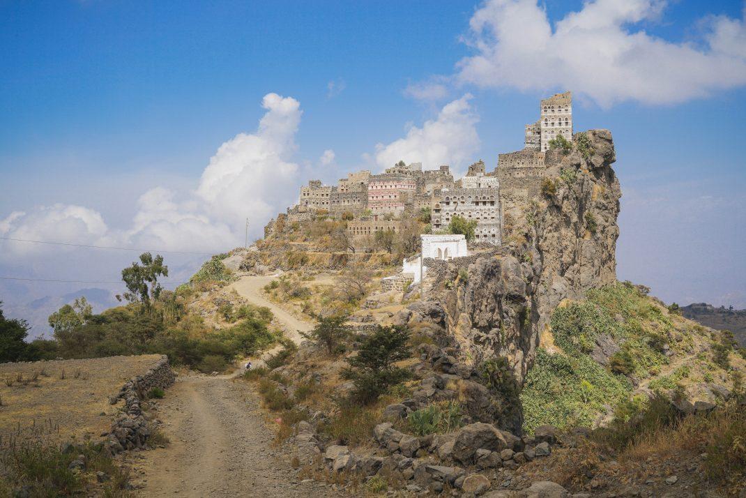 Hiking in Manakha and the Haraz Mountains, Yemen