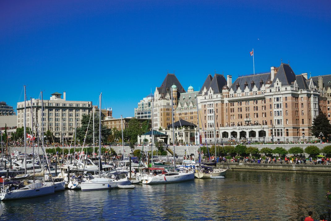 A Travellers Guide to Victoria, Canada