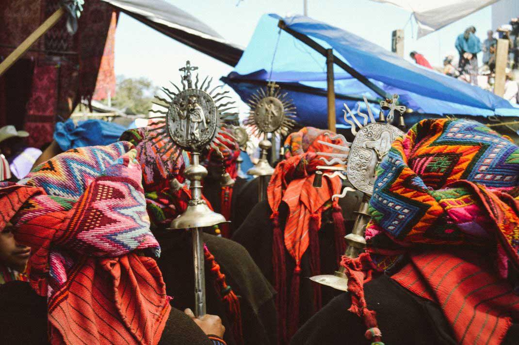 Guatemala Witchcraft Chichicastenango Market