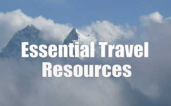 Essential Travel Items Checklist