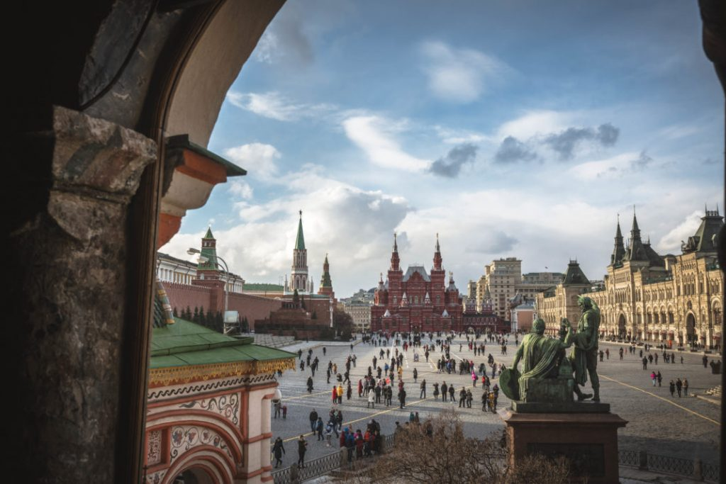 A Guide to Traveling the Former USSR
