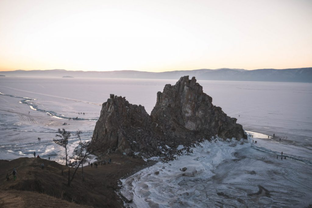 Orkhon Island and Lake Baikal, Siberia - Russia