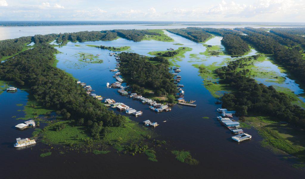 Cruise the Amazon River Manaus, Brazil